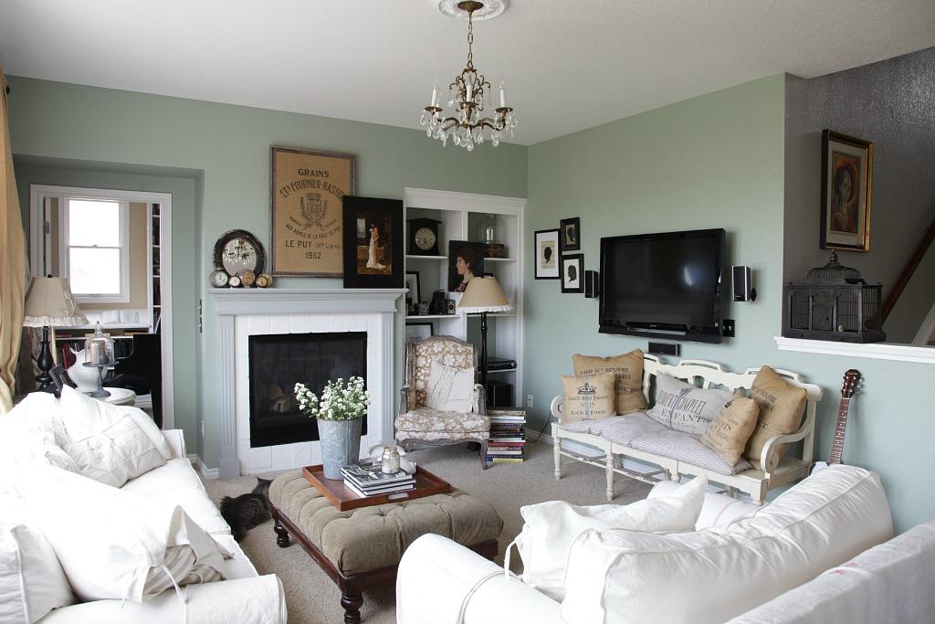 Living Room Redo My Own House
