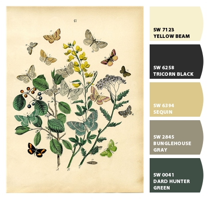 How to pick paint colors where to begin jeanne oliver - How to pick paint colors ...
