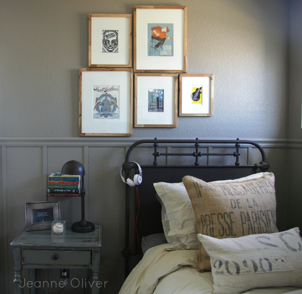 teen boy bedroom makeover before and after jeanne oliver - Teen Boys Bedrooms