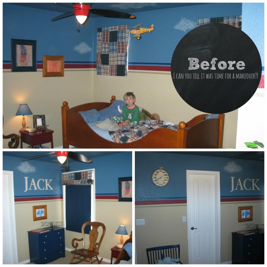 Teen Boy Bedroom Makeover Before And After Jeanne Oliver