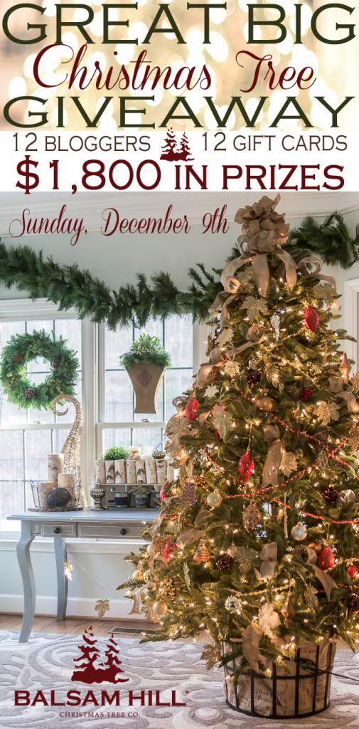 12 Creative Christmas Trees And A 1800 Giveaway From Balsam Hill