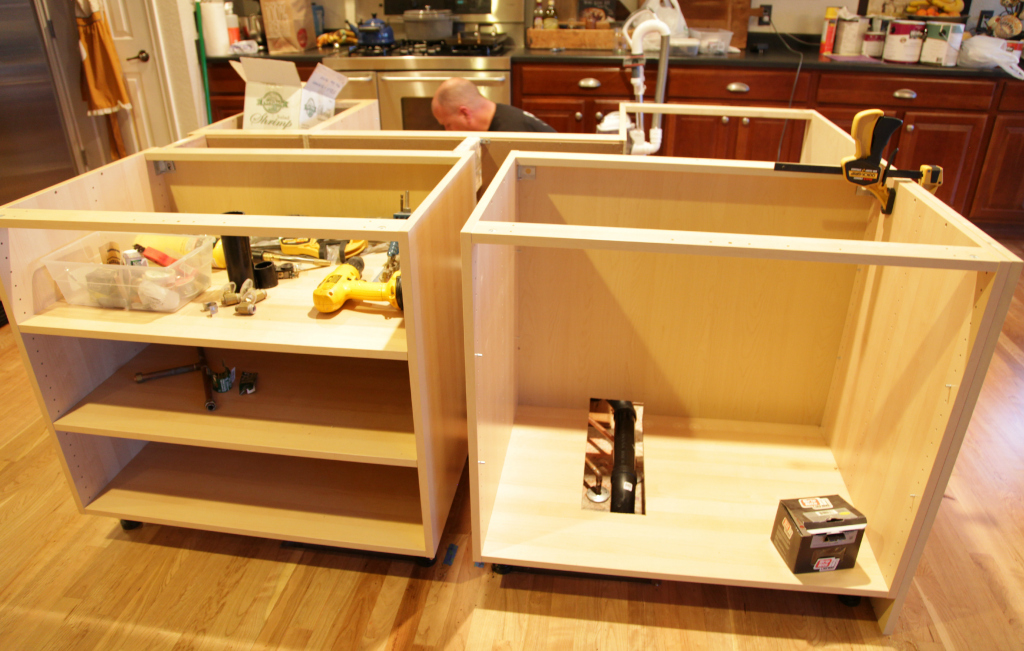 Build An Island For Kitchen | Ikea Hack Jeanne Oliver