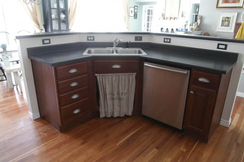 Kitchen Desk Design