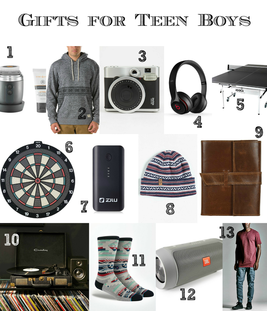 Last Minute Gift Ideas for Teen Boys and Men {that don\'t feel last ...