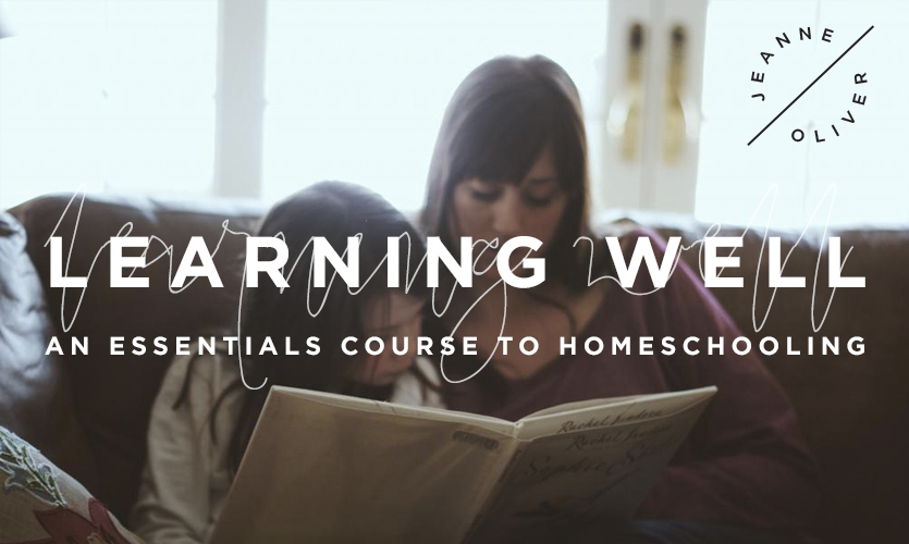 Learning Well: An Essentials Course To Homeschooling course image
