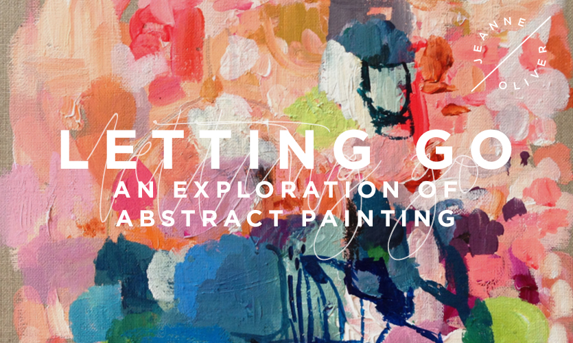 Letting Go: An Exploration of Abstract Painting course image