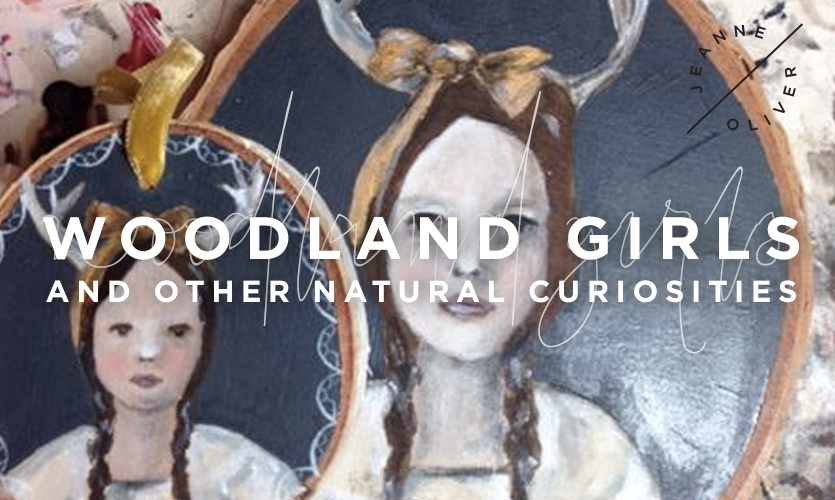 Woodland Girls {and other natural curiosities} course image