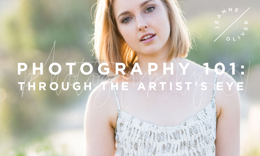 Photography 101: Through the Artist's Eye course image