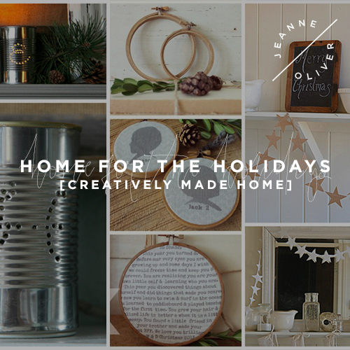 Home For the Holidays | Creatively Made Home course image