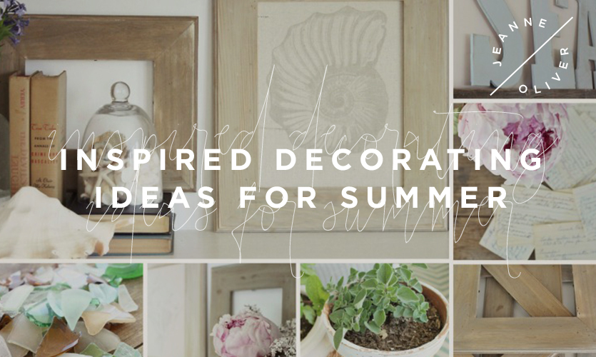 Inspired Decorating Ideas For Summer course image