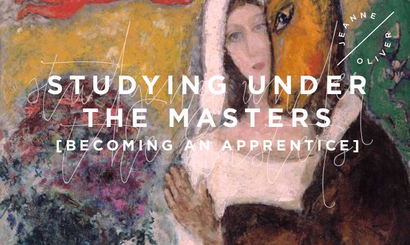 Studying Under The Masters: Becoming an Apprentice course image