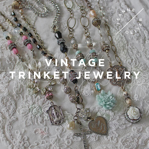 Vintage Trinket Jewelry course image