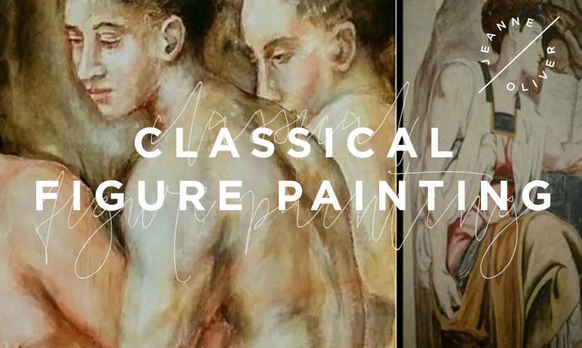 Classical Figure Painting course image