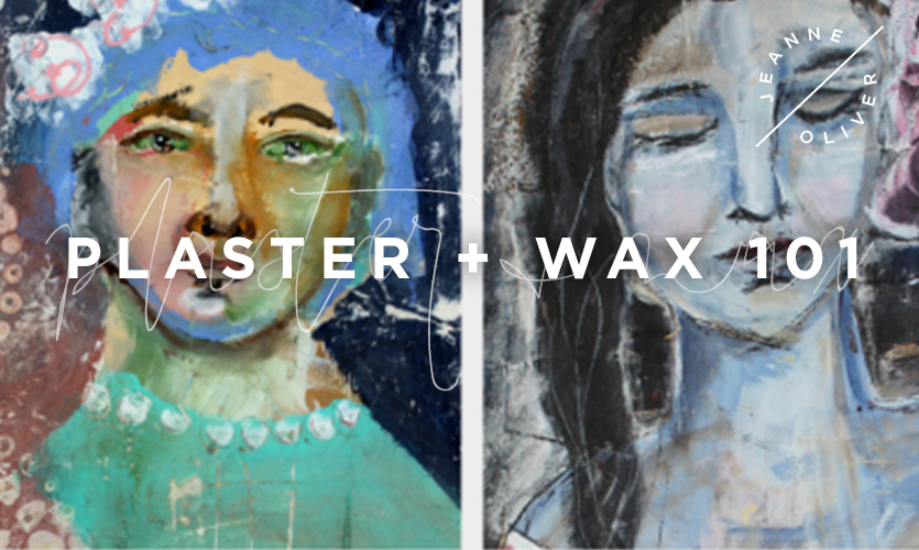 Plaster and Wax 101 course image