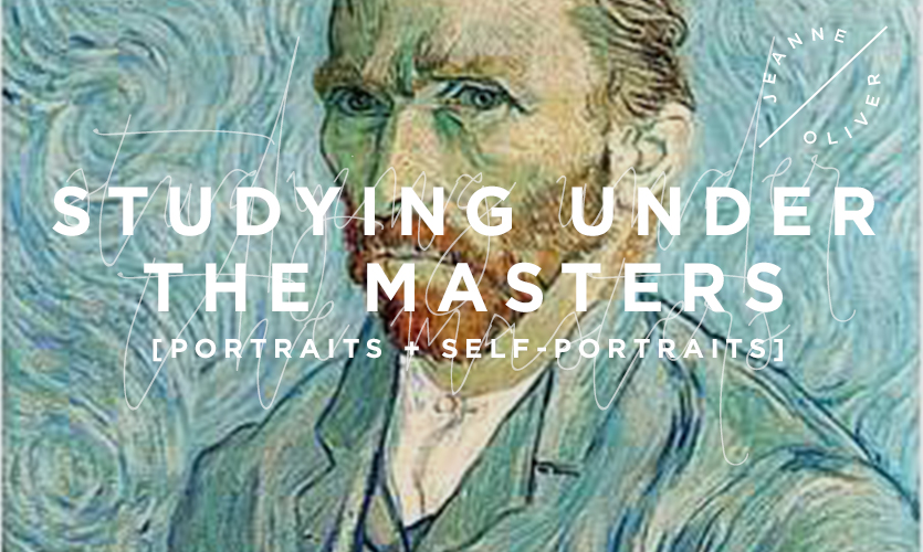 Studying Under the Masters: Portraits + Self-Portraits course image