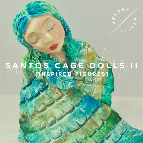Santos Cage Dolls II: Inspired Figures course image