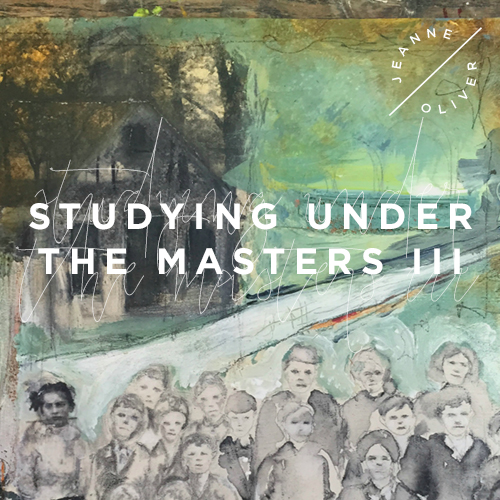 Studying Under the Masters III course image