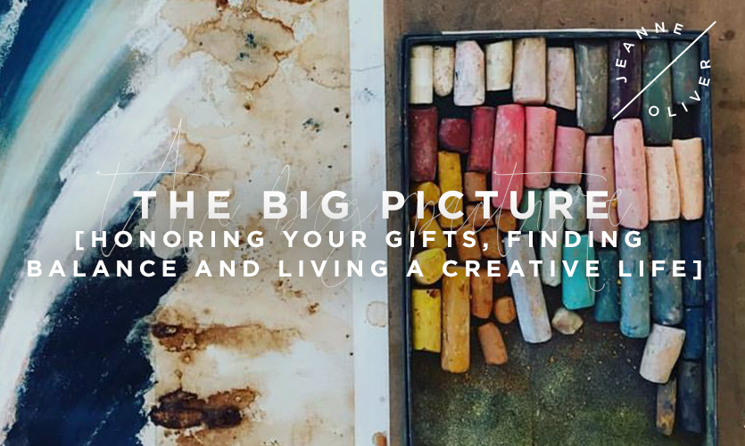 Free Art Video: The Big Picture course image