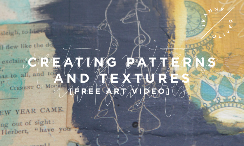 Free Art Video: Creating Patterns and Textures course image
