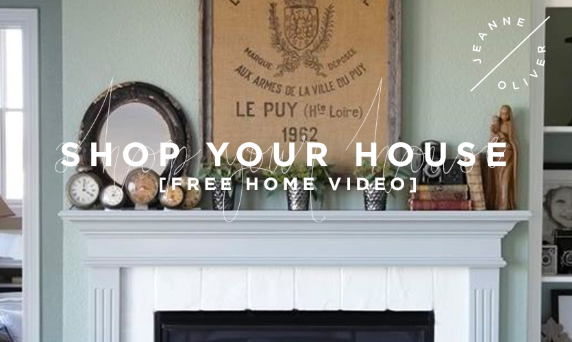 Free Home Video: Shop Your House course image