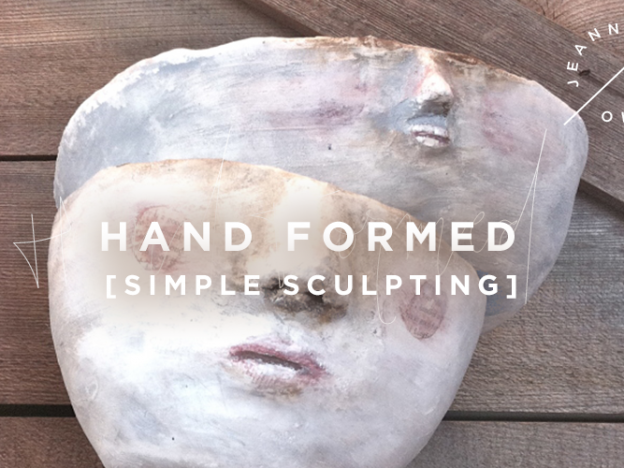Hand Formed: Simple Sculpting course image