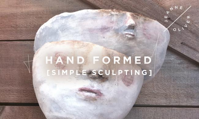 Hand Formed Stephanie Lee