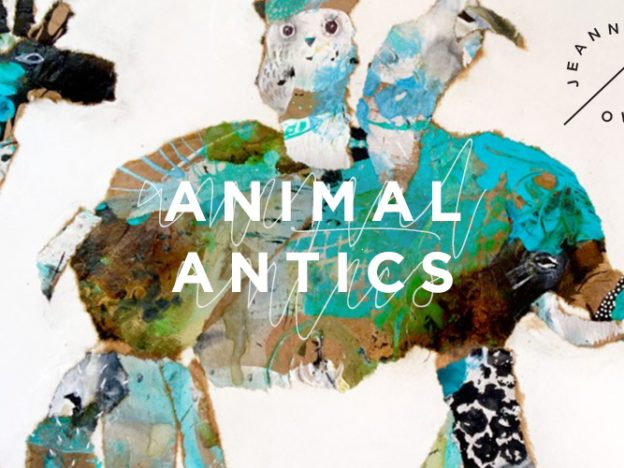 Animal Antics course image