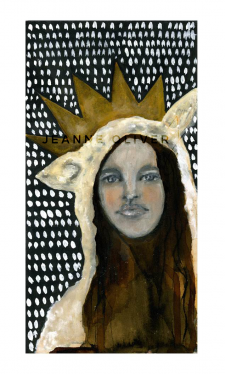 Brave by Jeanne Oliver