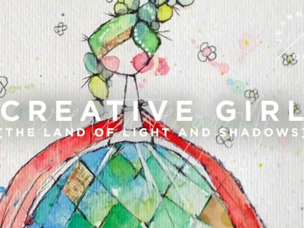 Creative Girl | The Land of Light and Shadows course image