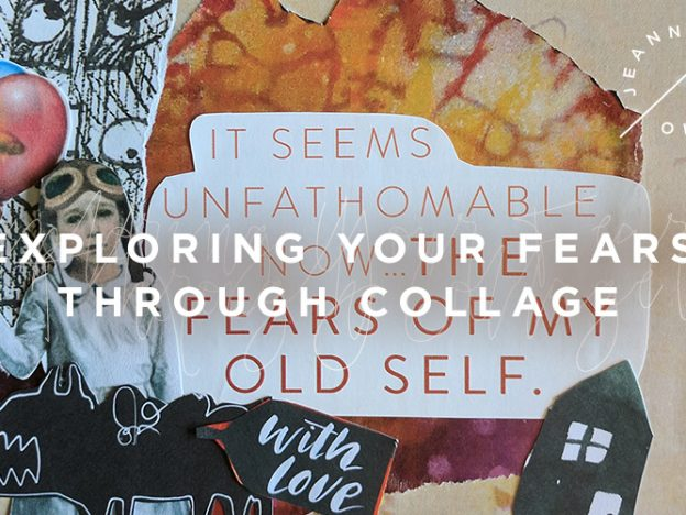 Exploring Your Fears Through Collage course image