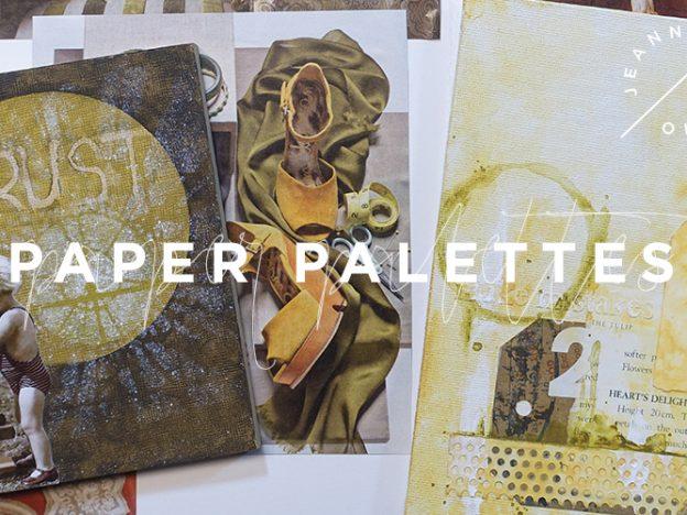 Paper Palettes | A Color Discovery Mini Course course image