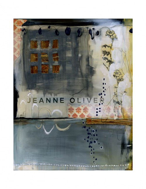 Rough Waters by Jeanne Oliver