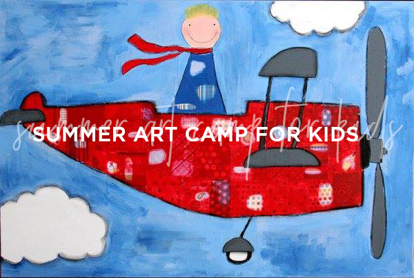 Summer Art Camp for Kids course image