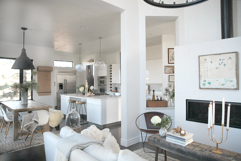 Thank You For Stopping By And Allowing Us To Share Our Modern Cozy Kitchen