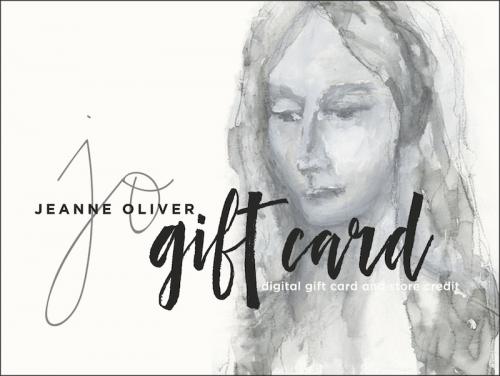 Gift Card JO