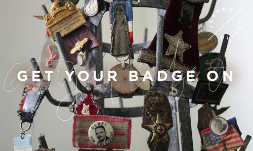 Get You Badge On with Amy Hanna
