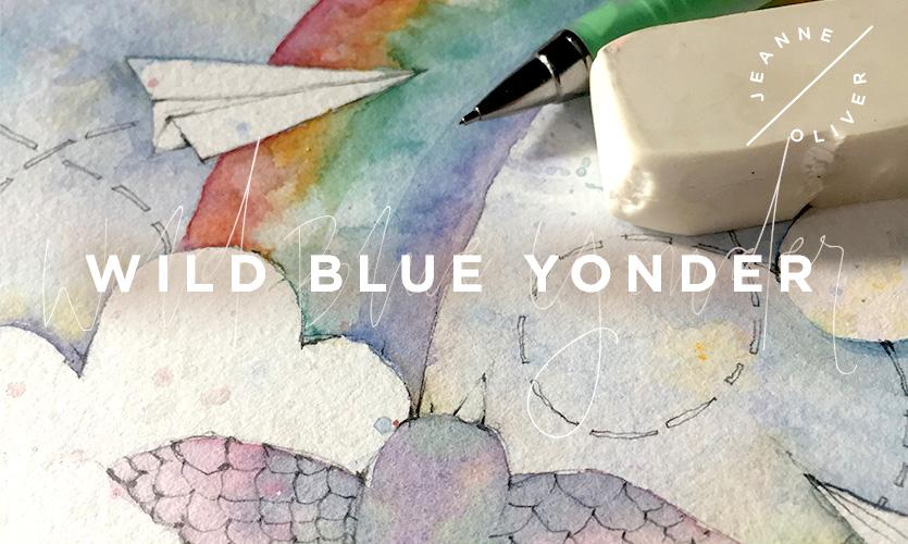 Danielle Donaldson Online Course   Wild Blue Yonder