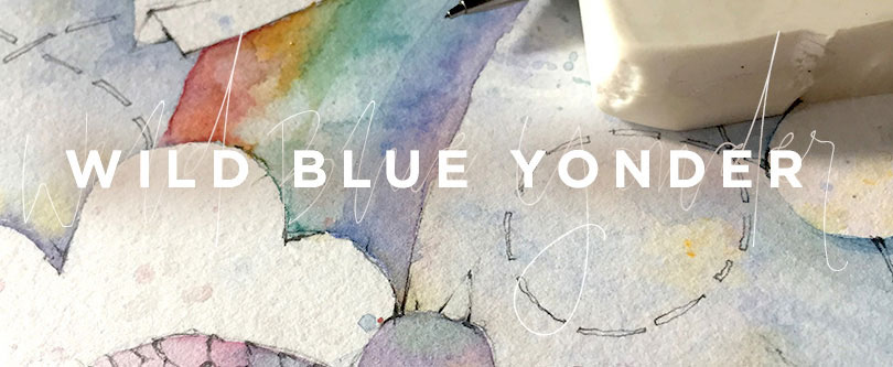 Wild Blue Yonder by Danielle Donaldson