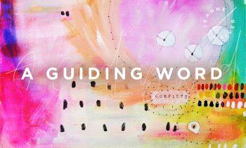 A Guiding Word