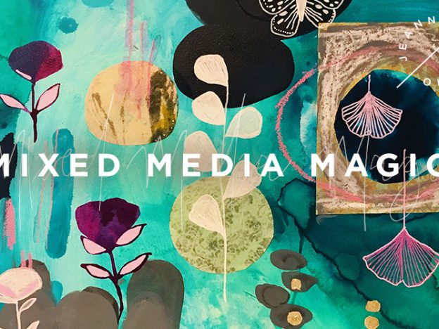 Mixed Media Magic course image