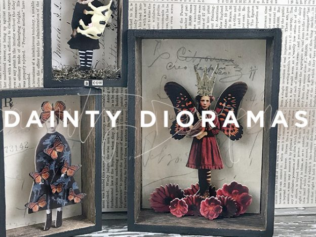 Dainty Dioramas course image