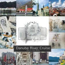 The Living Studio Danube 2019 with Jeanne Oliver