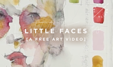Little Faces with Kate Thompson