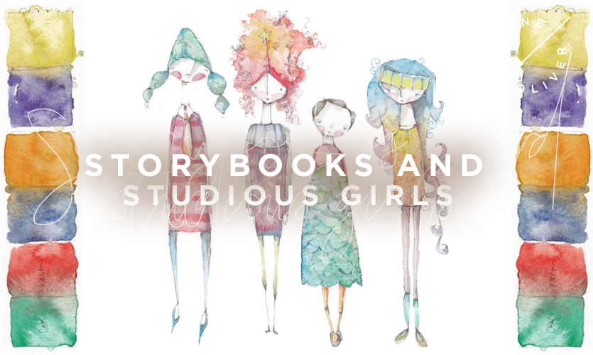 Storybooks and Studious Girls Course with Danielle Donaldson