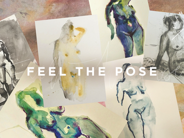 Feel the Pose course image