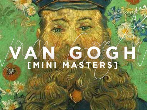 Mini Masters: Van Gogh course image