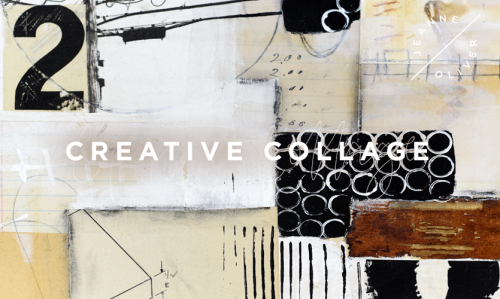 Creative Collage with Leslie Rottner