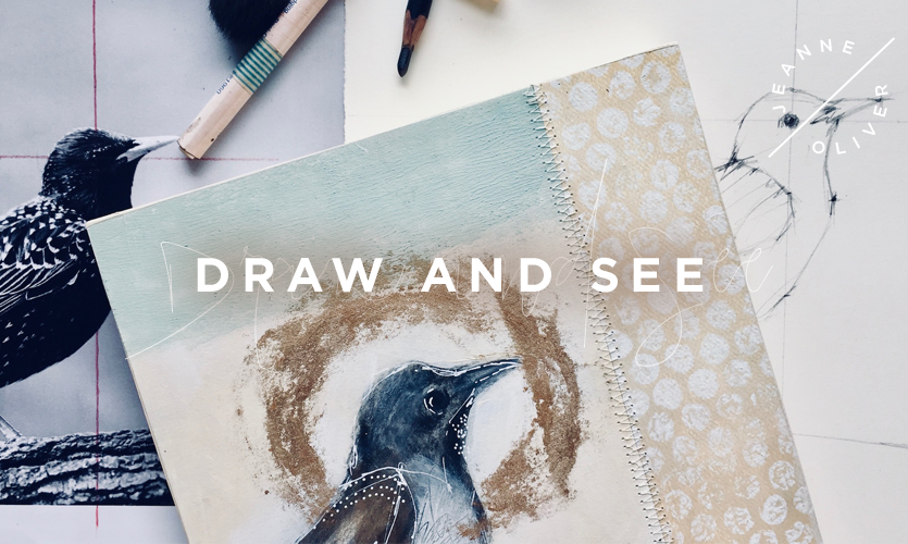 Draw and See with Rebecca Sower