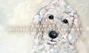 Animals | Sketch and Paint with Cathy Walters