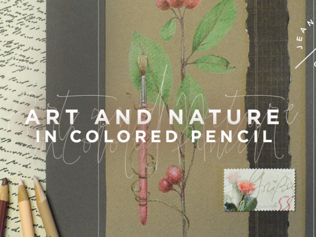 Art & Nature in Color Pencil course image